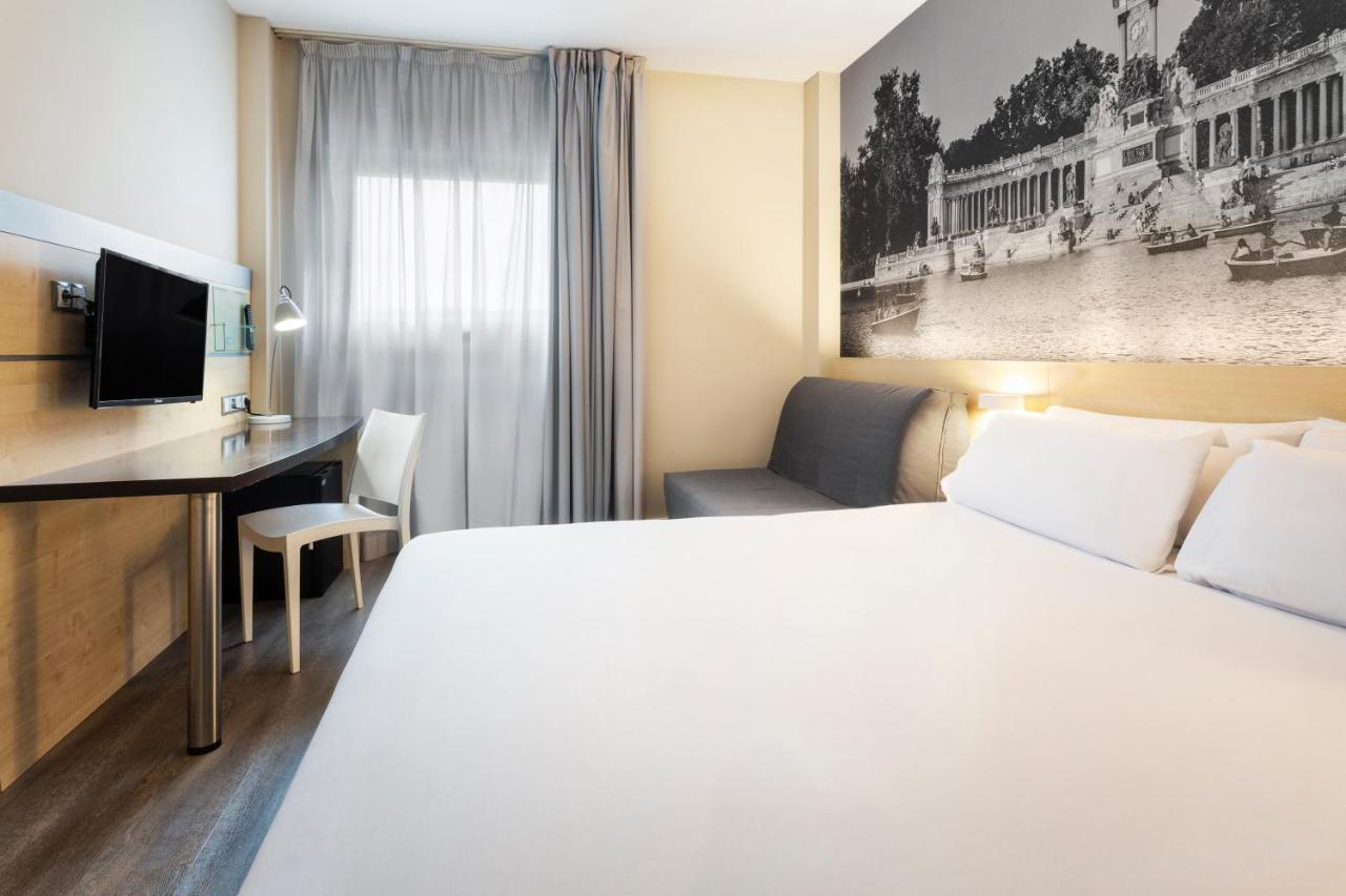Отель  B&B Hotel Madrid Aeropuerto T1 T2 T3