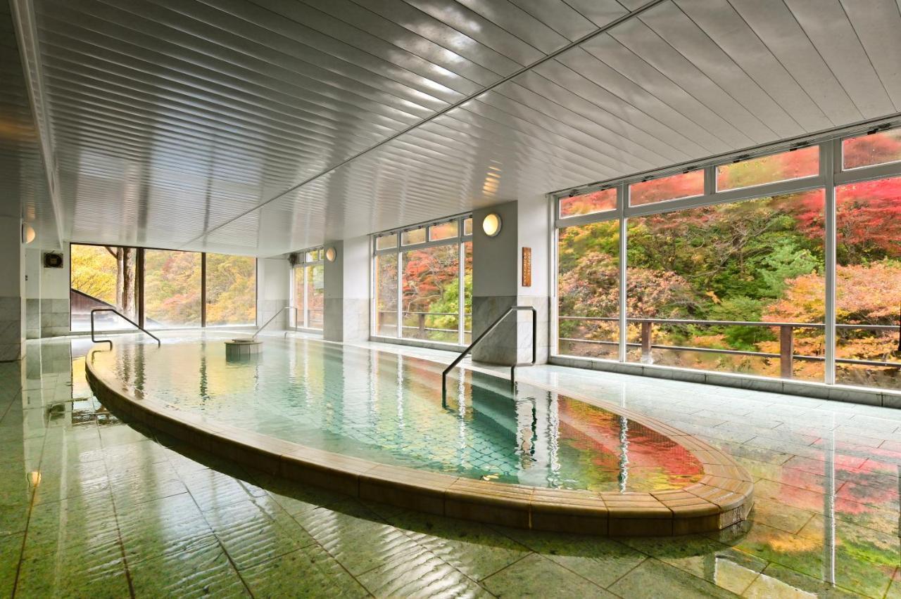 四季彩り秋田づくし 湯瀬ホテルの写真2
