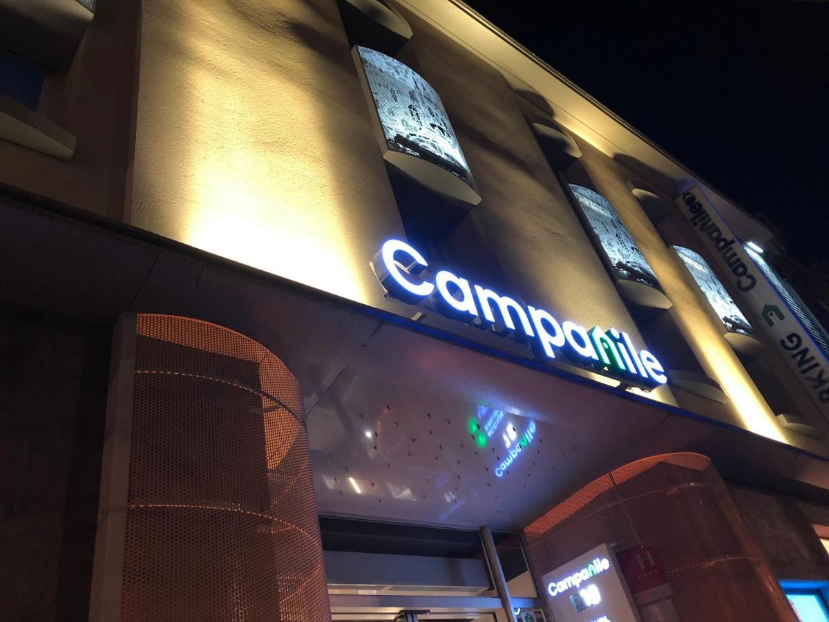 Отель  Campanile Chartres Centre - Gare - Cathédrale