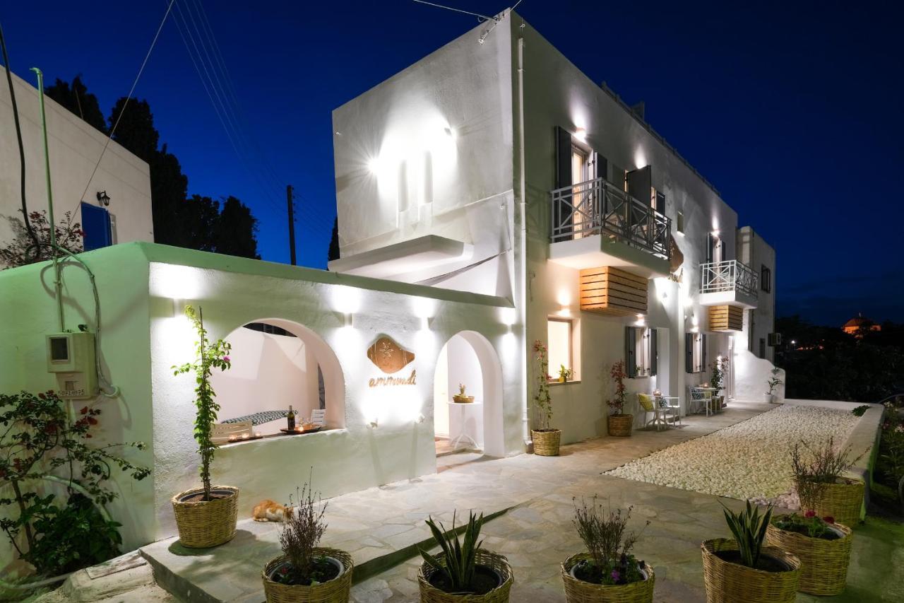 Отель  Ammoudi