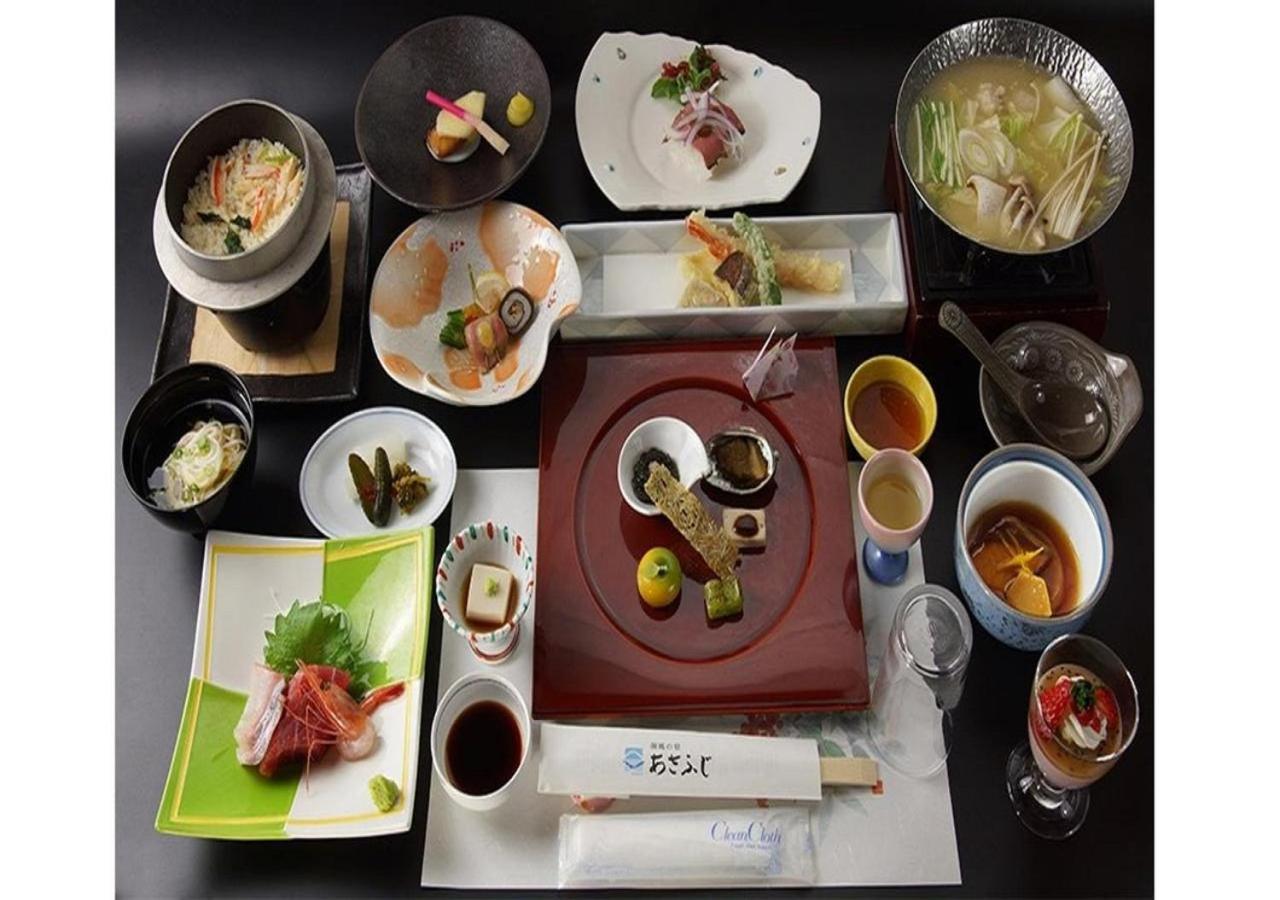 記念日におすすめのレストラン・富士河口湖温泉 ホテル あさふじの写真3