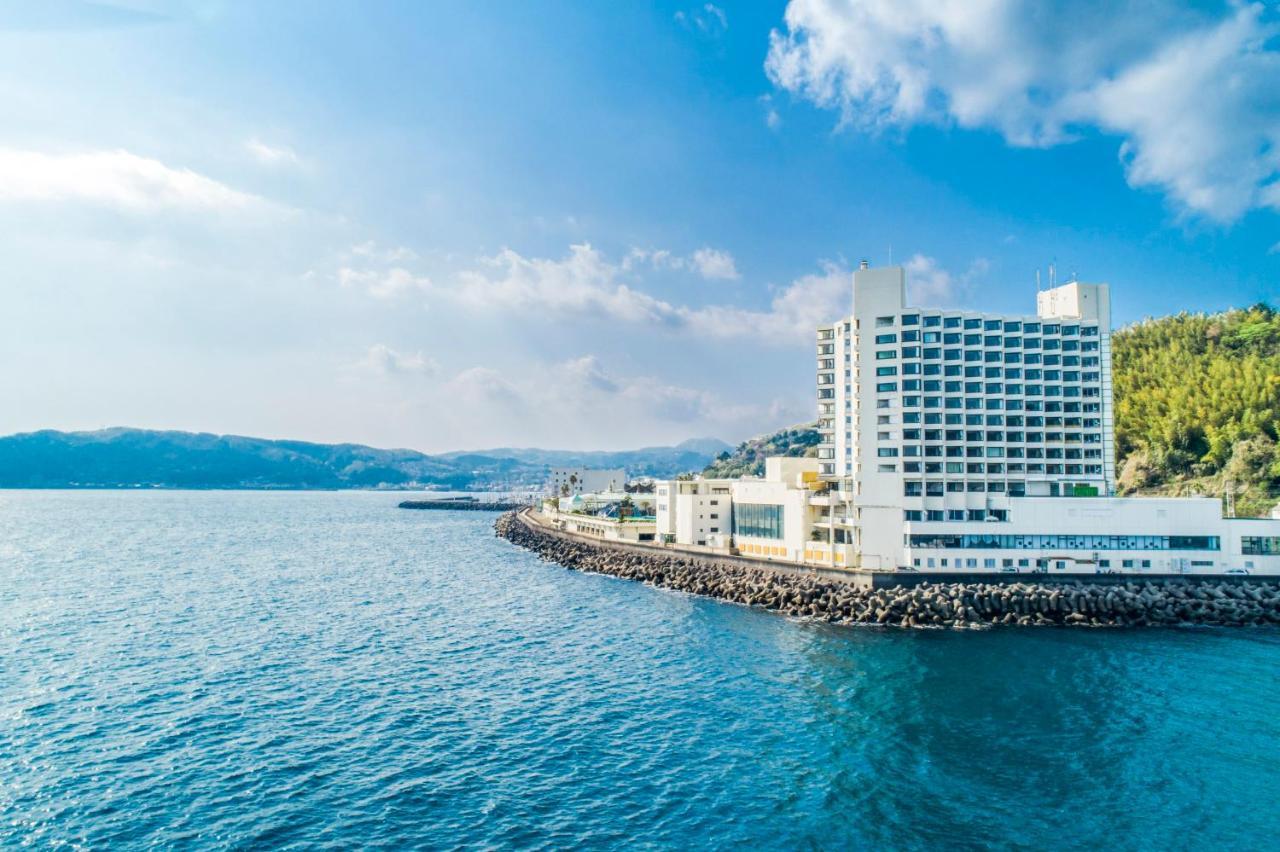 記念日におすすめのホテル・ホテルサンハトヤの写真1
