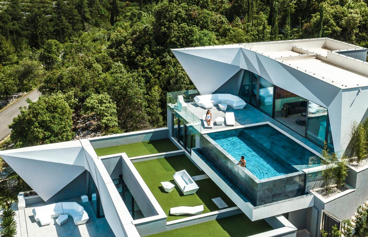 Meest luxe villa van Kroatië
