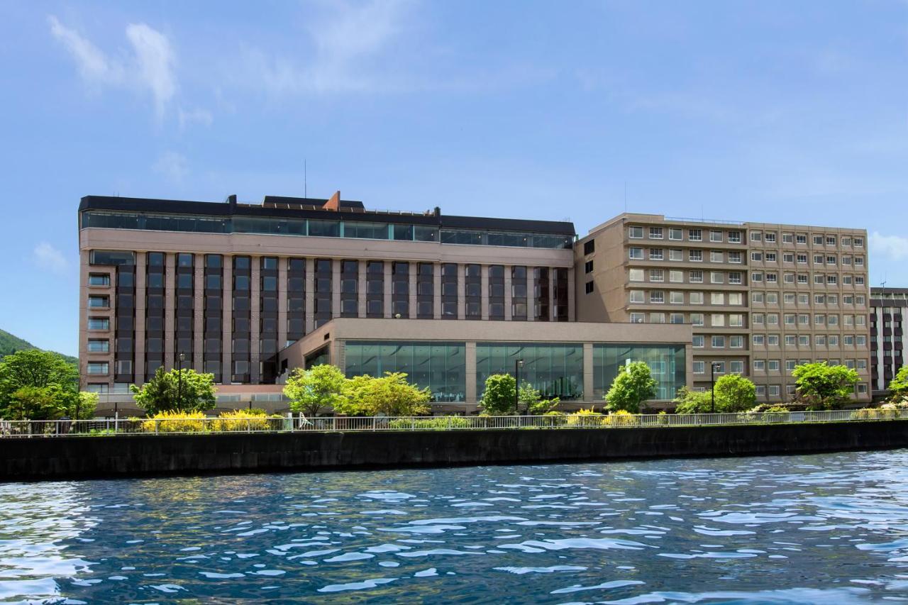 記念日におすすめのホテル・ザ レイクビュー TOYA 乃の風リゾートの写真1