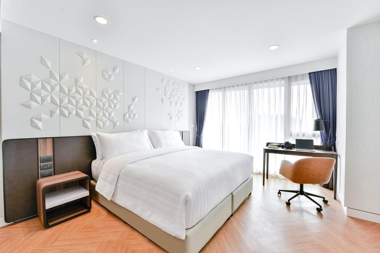 Amanta Hotel & Residence Sathorn