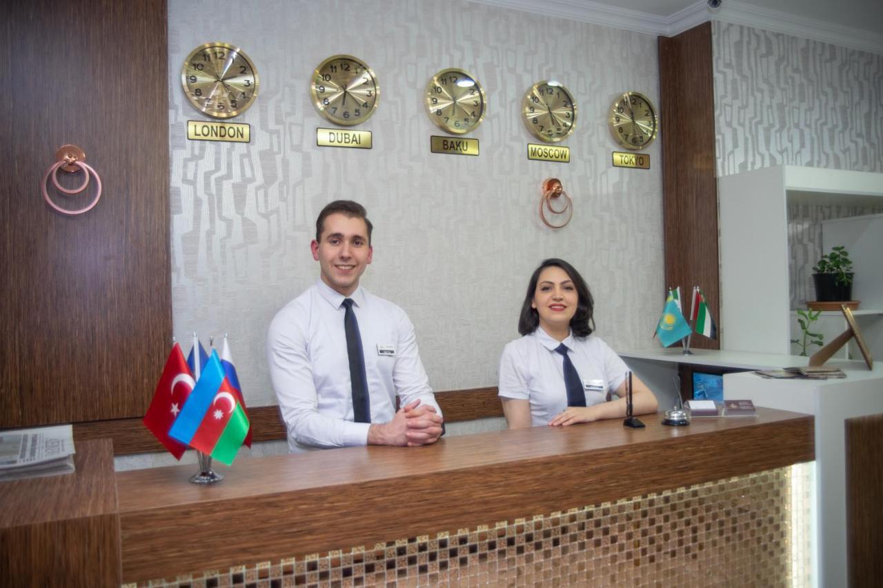 Отель  Mildom Hotel Baku