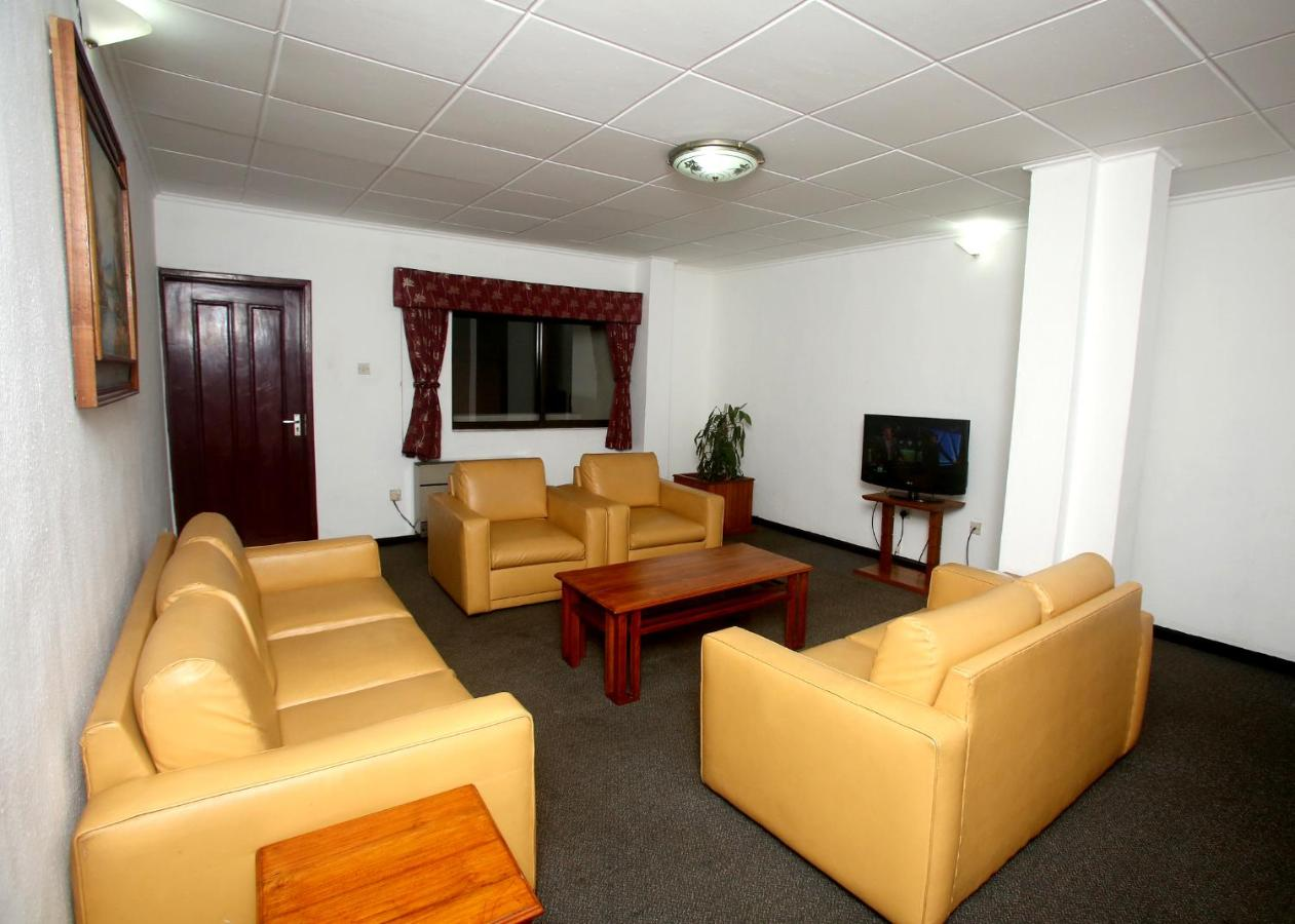 هتل Lagos Travel Inn