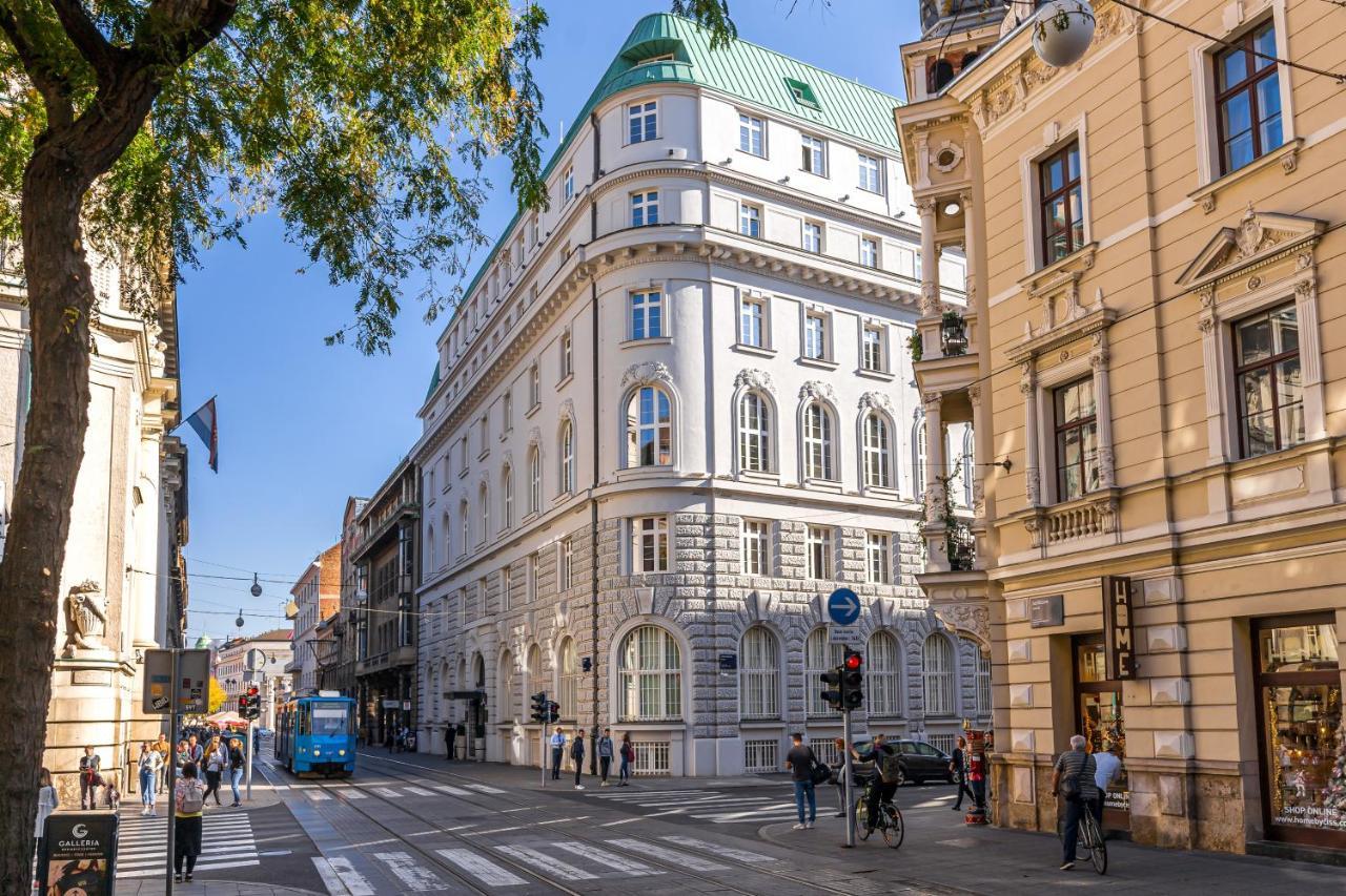 Hotel Capital Zagreb Croatia Booking Com