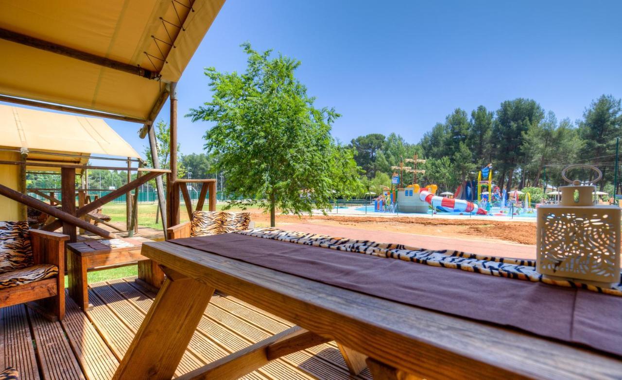 Люкс-шатер  Safari Home