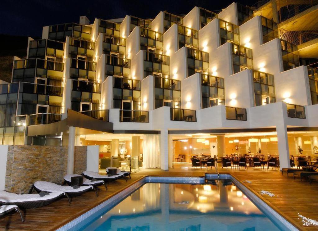 Отель  Hotel Ch Cabo De Gata