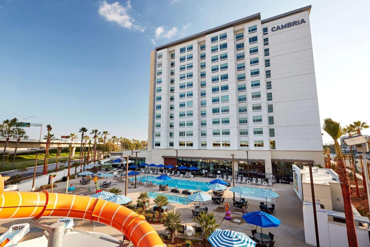 Отель  Cambria Hotel Anaheim Resort Area
