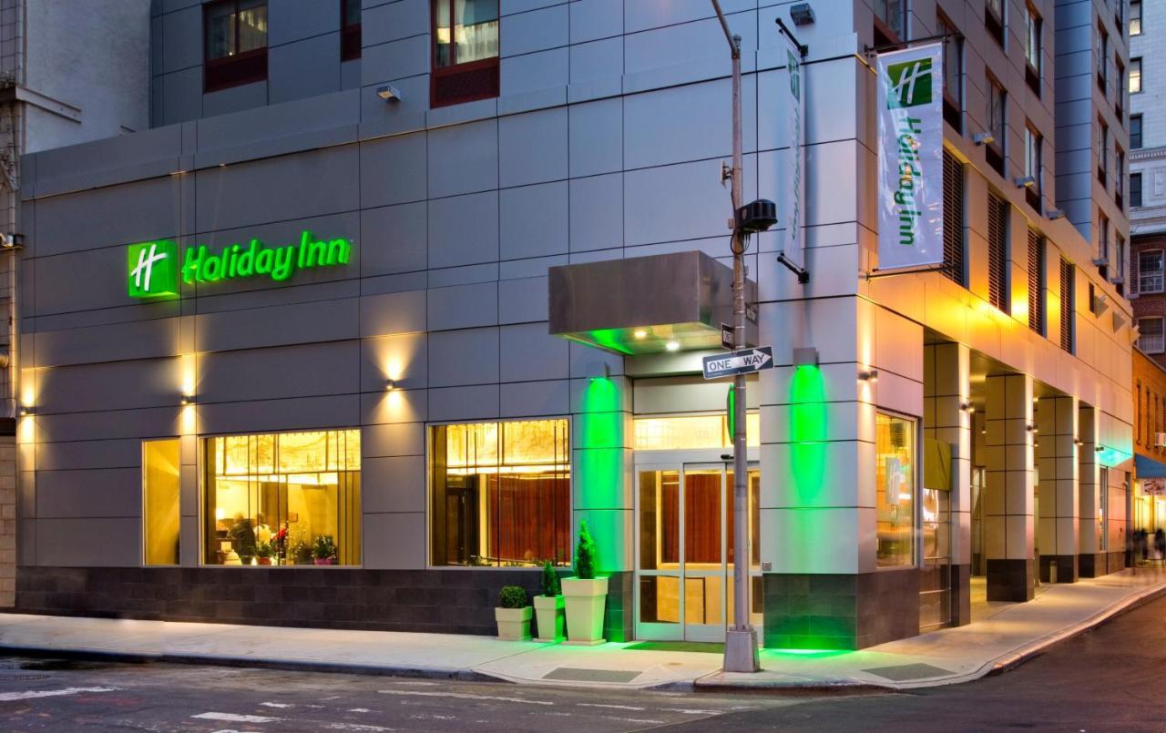 Отель  Holiday Inn Manhattan Financial District