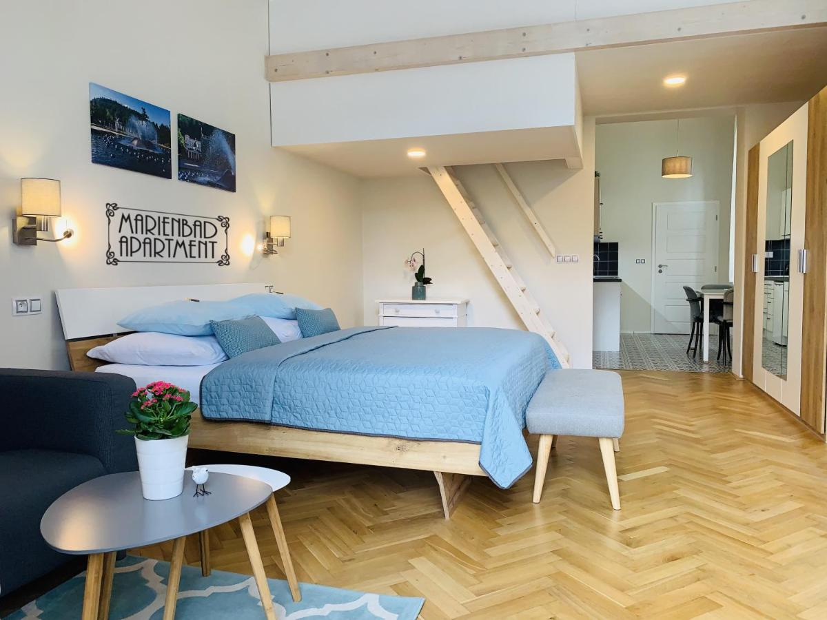 Апартаменты/квартиры  Marienbad Apartment