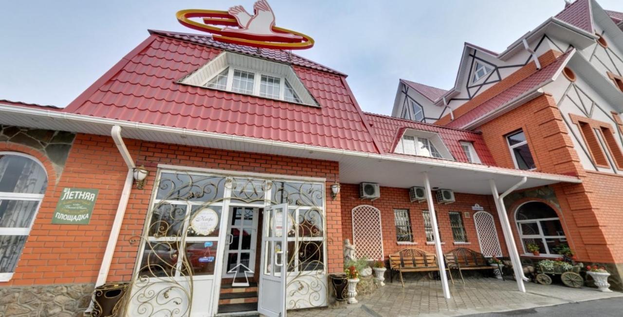 Фото  Мини-гостиница  Beliy Aist Inn