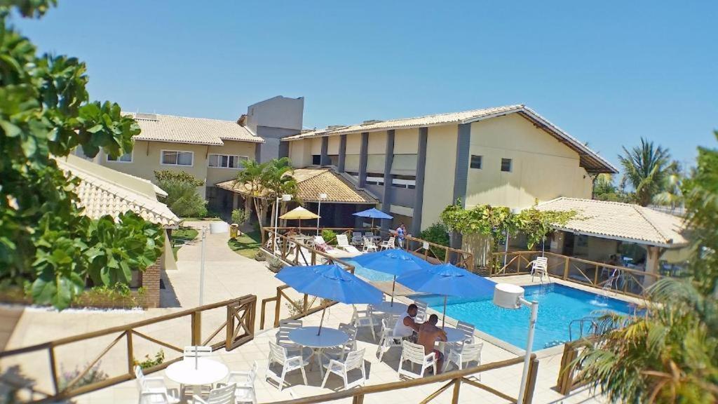 Отель  Отель  Hotel Pousada Do Sol