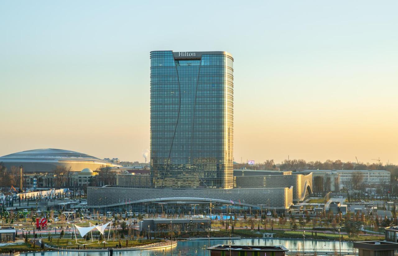 Отель  Hilton Tashkent City