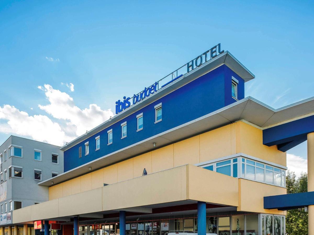 Отель  Ibis Budget Salzburg Airport