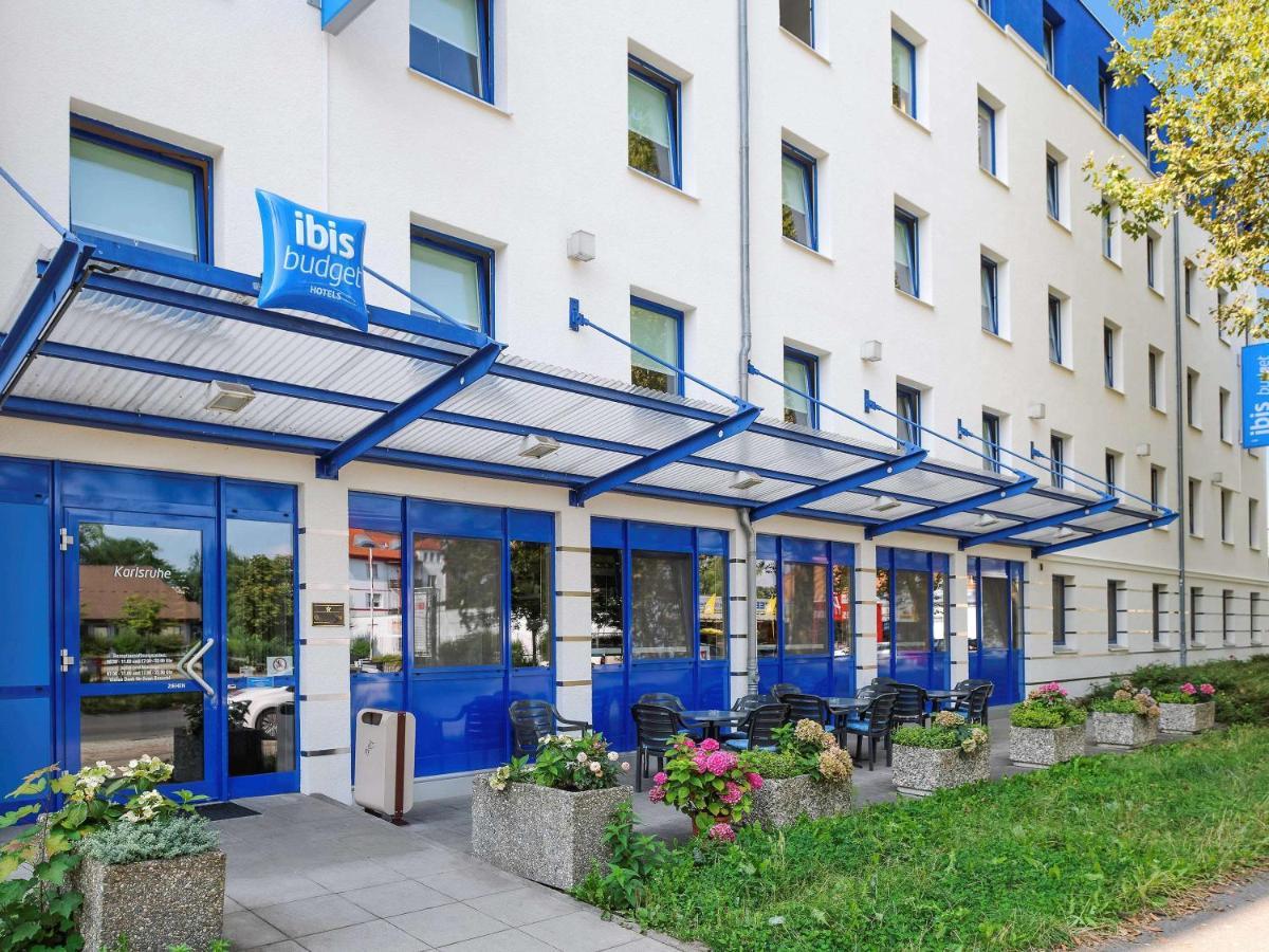 Отель  Ibis Budget Karlsruhe