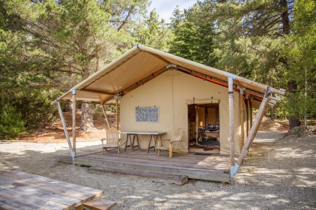 Люкс-шатер  The Camp - Glamping - Lake Hawea