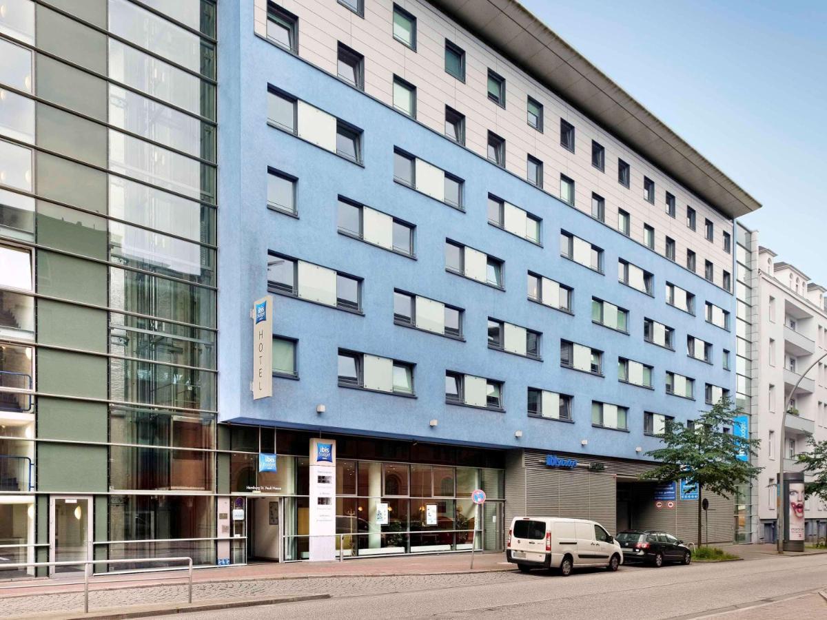 Отель Ibis Budget Hamburg St Pauli Messe