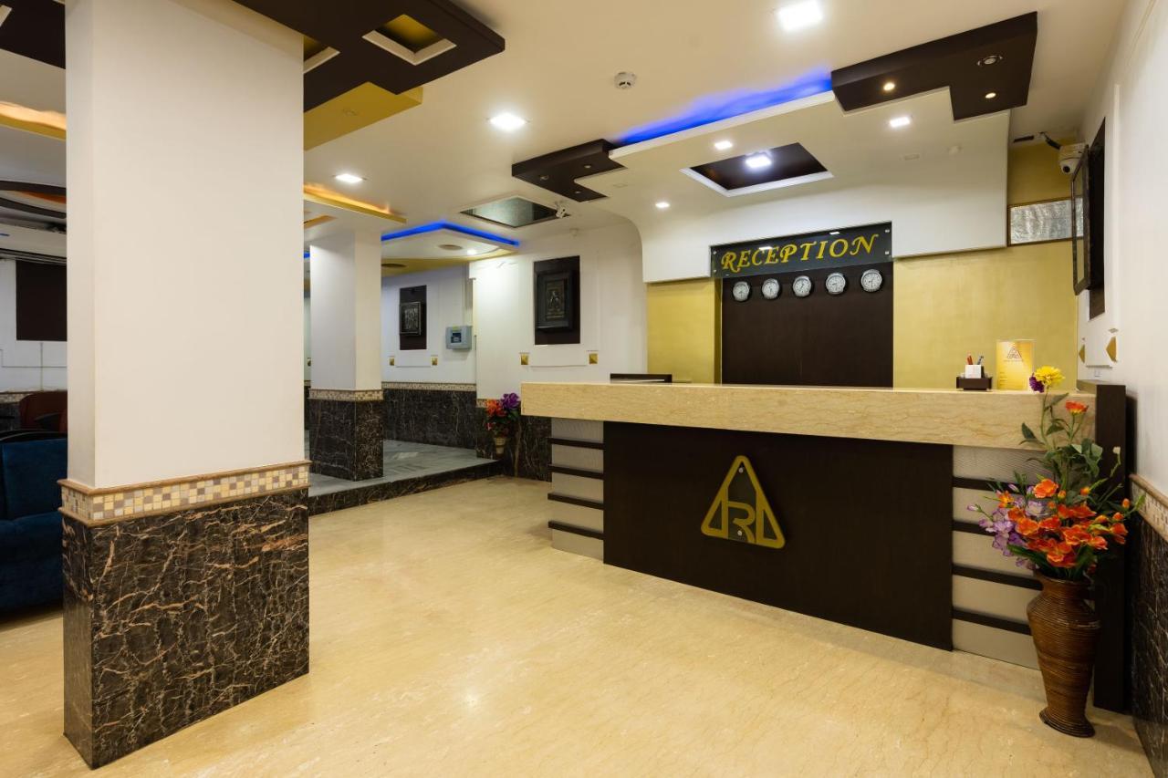 Отель  Hotel Avon Ruby Dadar