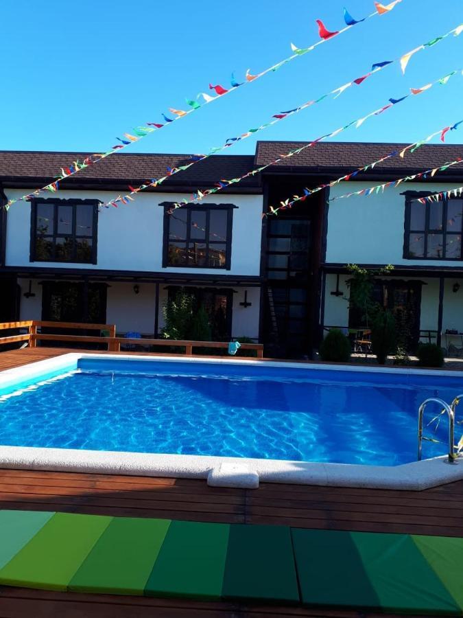 Отель  Апельсин-райский островок