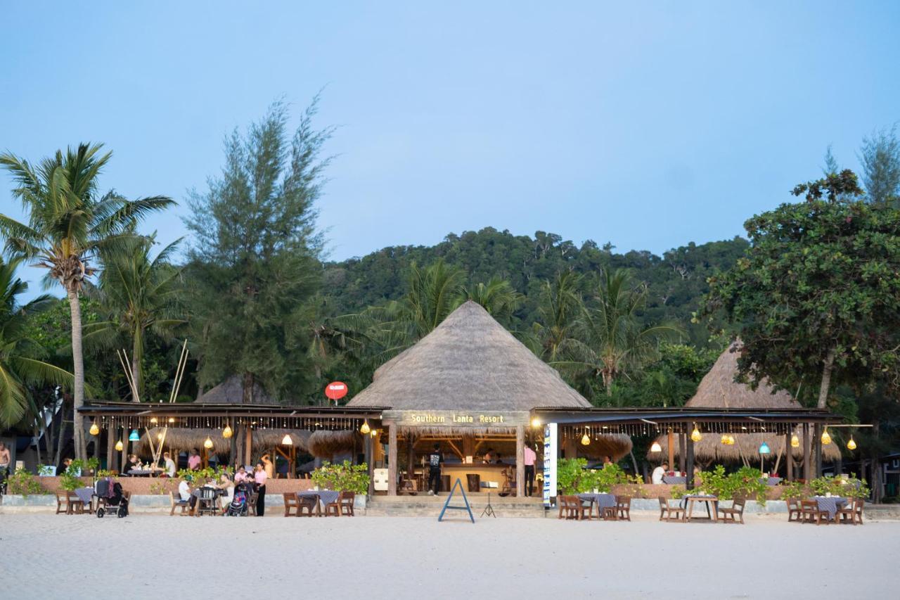Курортный отель  Southern Lanta Resort