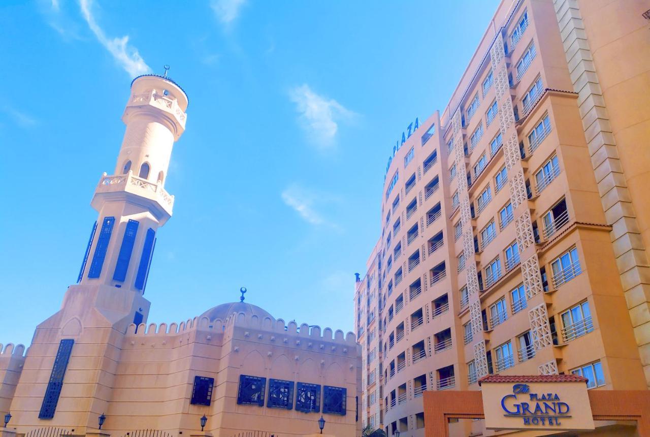 Отель  The Grand Plaza Hotel Smouha
