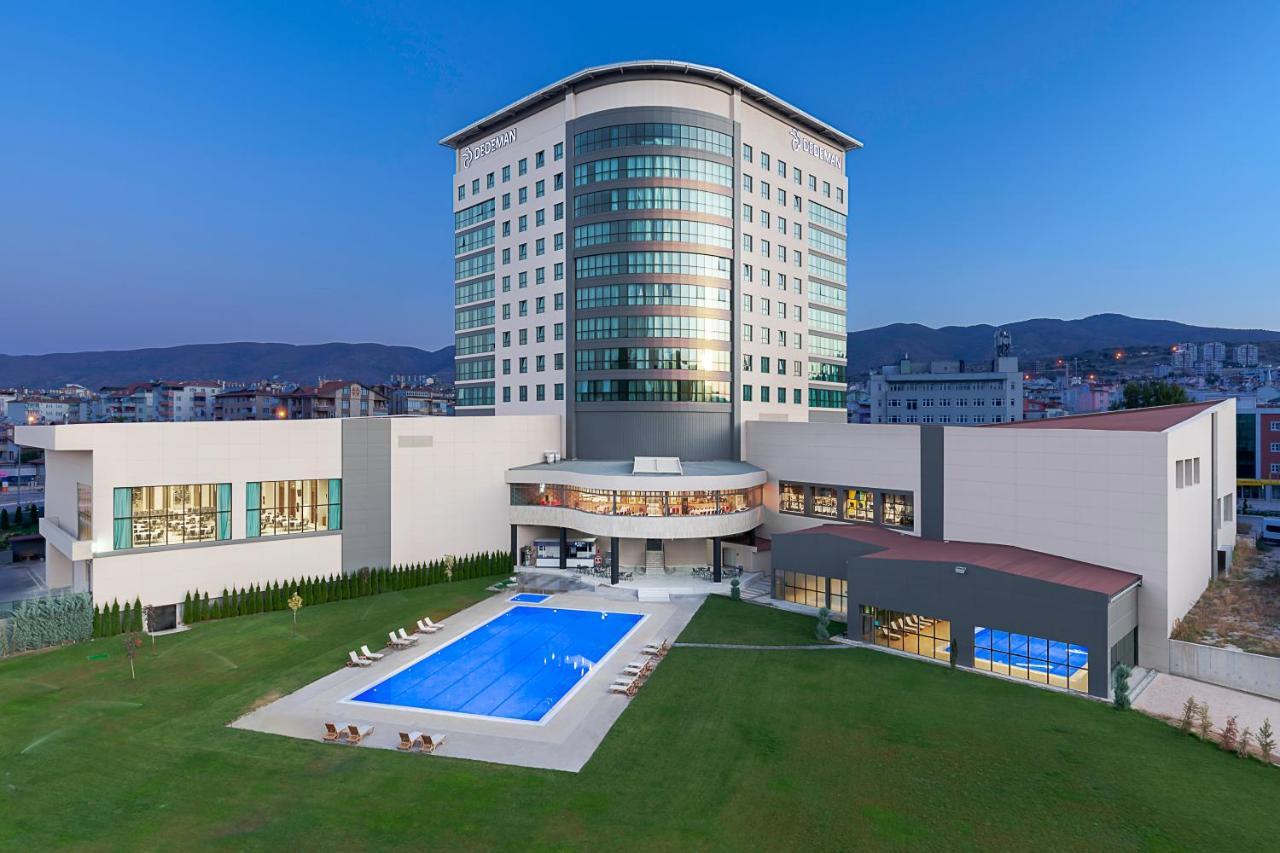 Отель  Dedeman Tokat
