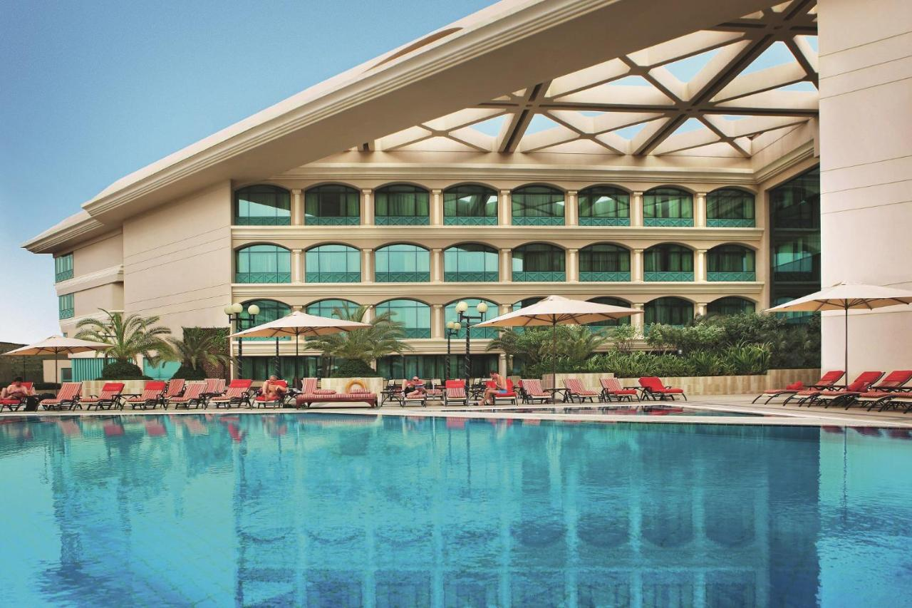 Отель  Roda Al Bustan Managed By Mövenpick