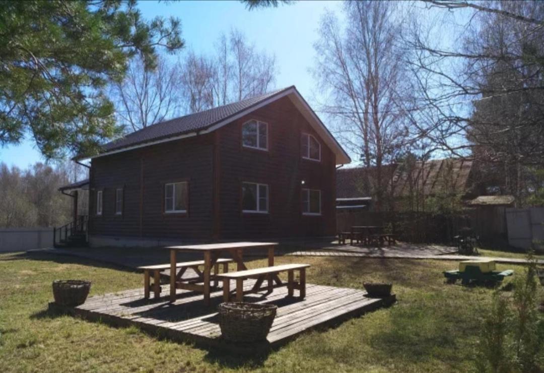 Дом для отпуска  Дом для отдыха на Рыбинском водохранилище