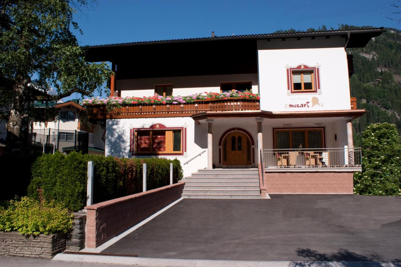Апартаменты  Apartment Mozart