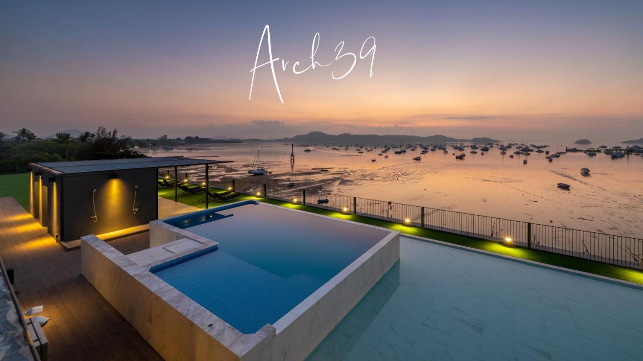 Отель  Отель  Arch39 Phuket Beach Front