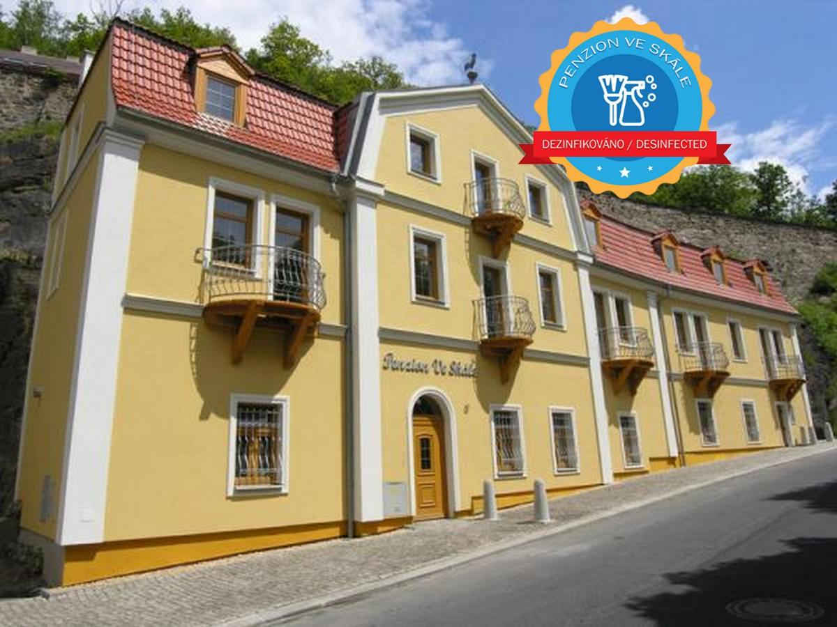 Гостевой дом  Penzion Ve Skale