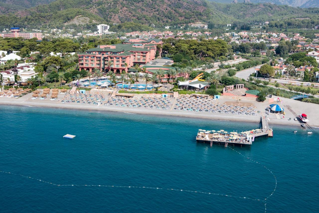 Курортный отель  Asteria Kemer Resort - Ultra All Inclusive