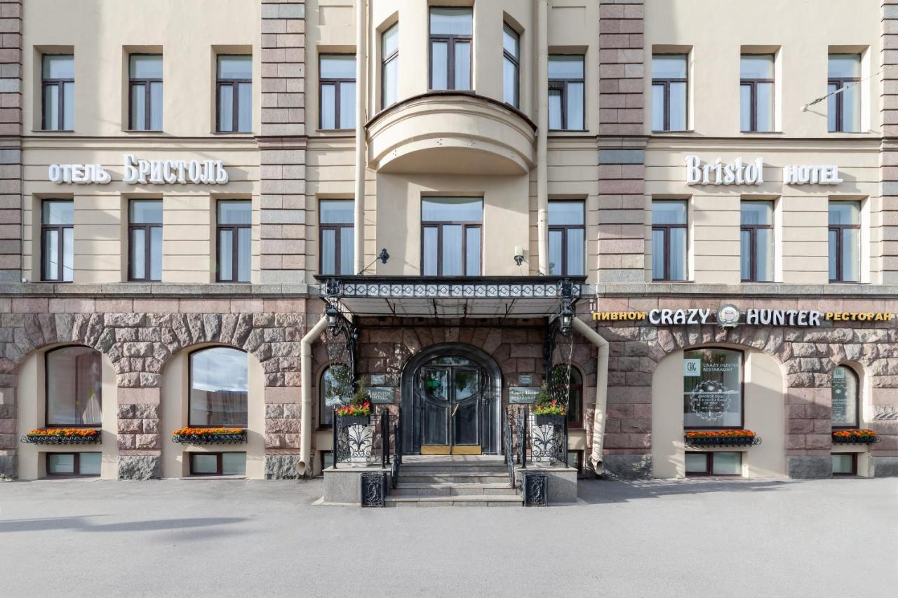 Отель Отель Отель Бристоль