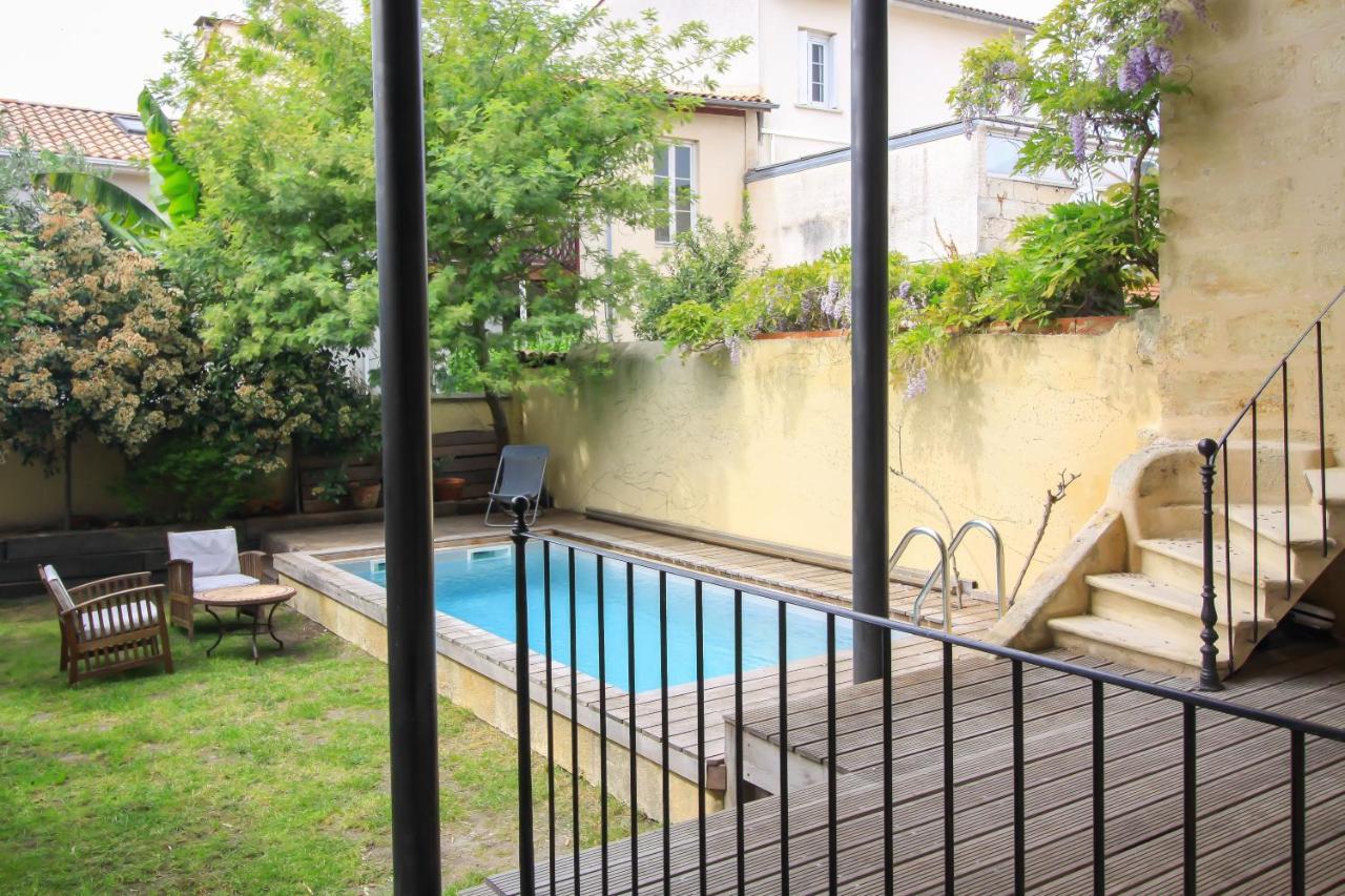 Дом для отпуска  Maison St Bruno - Bordeaux Centre