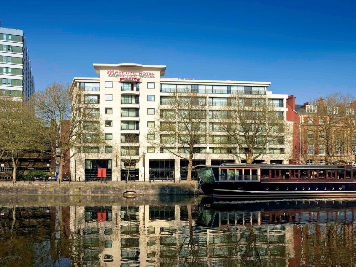 Отель  Отель  Mercure Brigstow Bristol