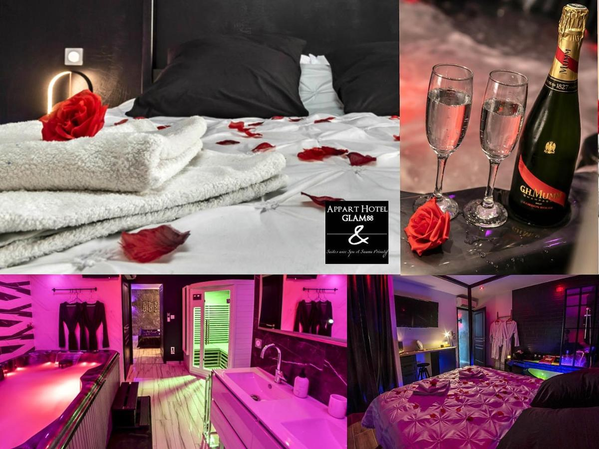 Appart Hotel Glam88 Suites Avec Spa Remiremont France Booking Com