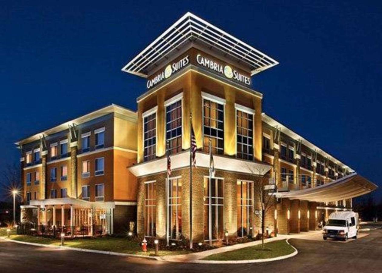 Отель  Отель  Cambria Hotel Columbus - Polaris