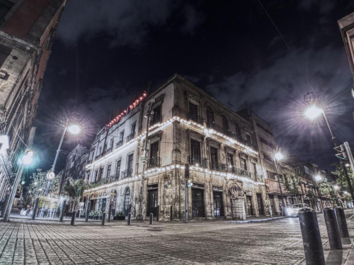 Хостел  Hostal Regina Down Town Mexico City