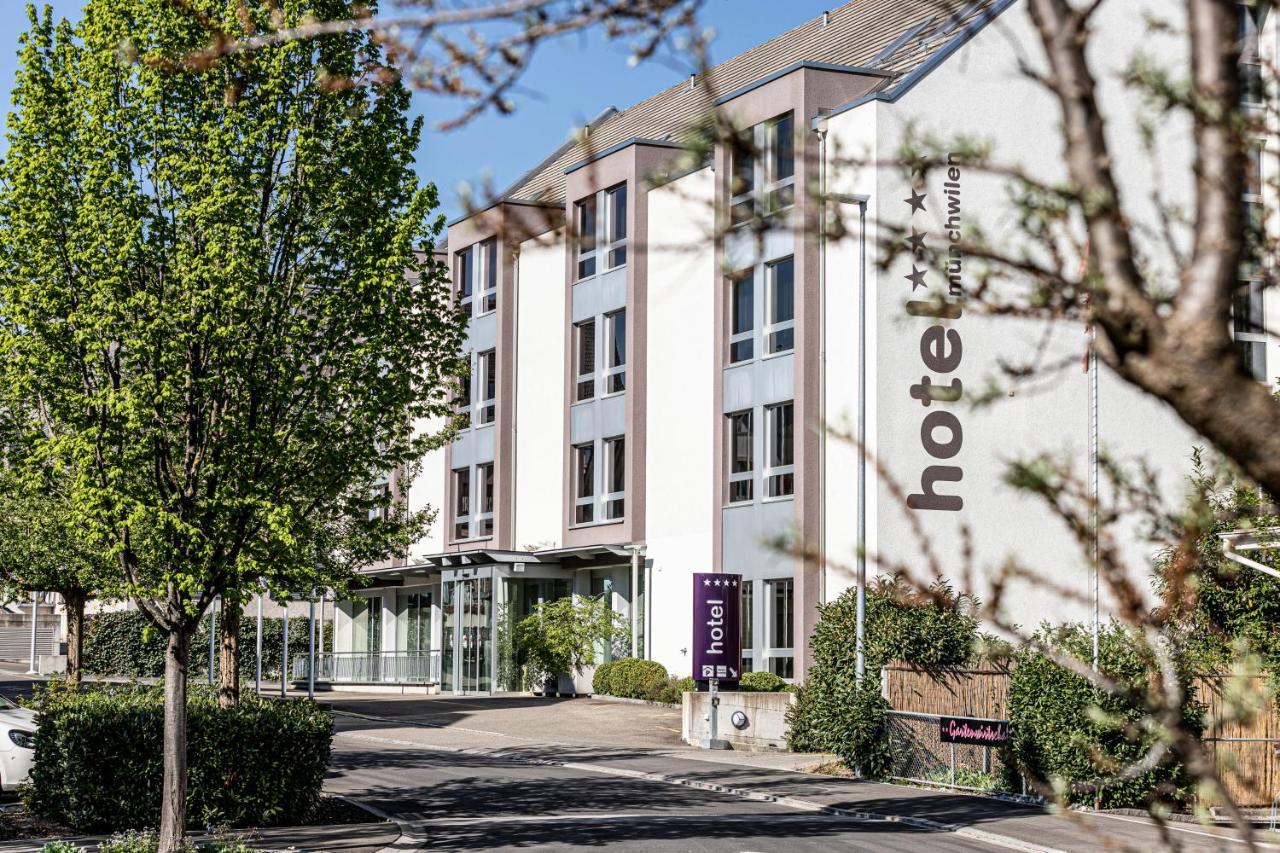 Отель  Hotel Münchwilen Gratis Tiefgarage