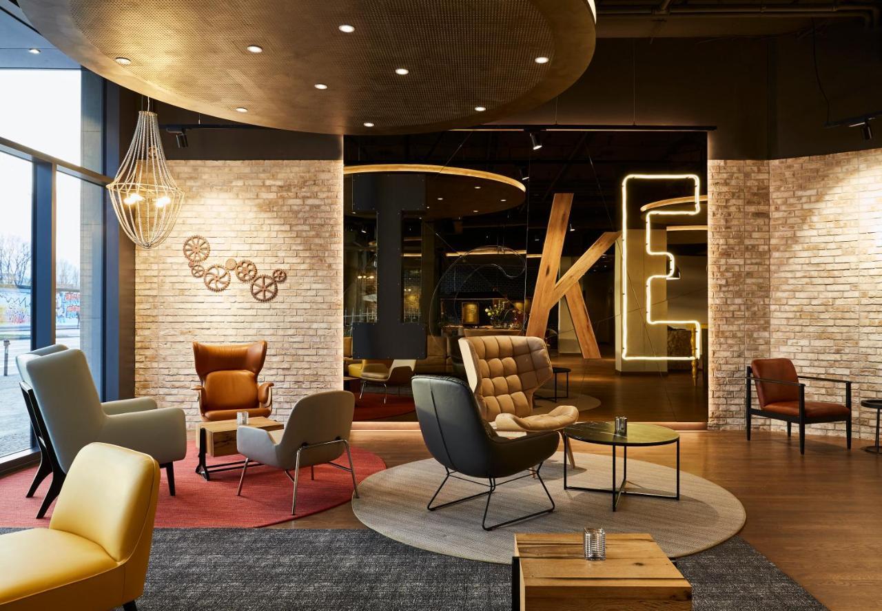Отель  Отель  Hotel Indigo Berlin - East Side Gallery