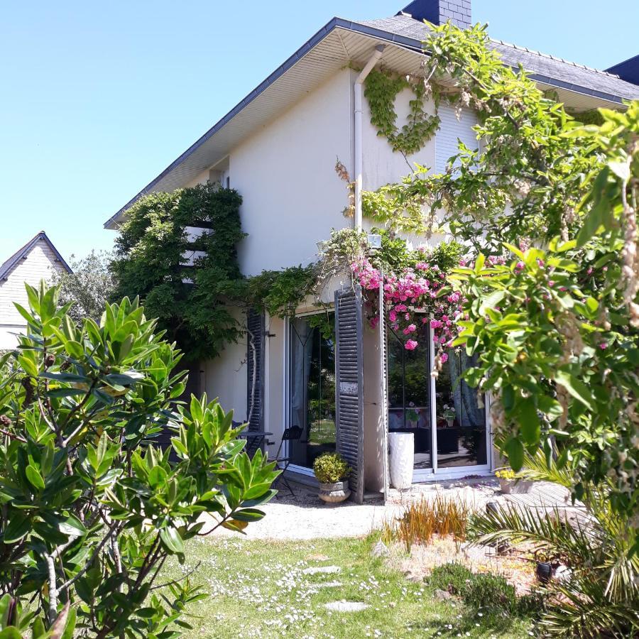 Отель типа «постель и завтрак»  Villa Des Hortensias