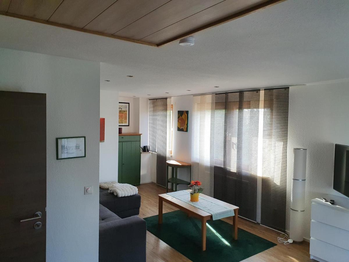 Апартаменты/квартира  Vollausgestattete Ferienwohnung Memmingen-Ost