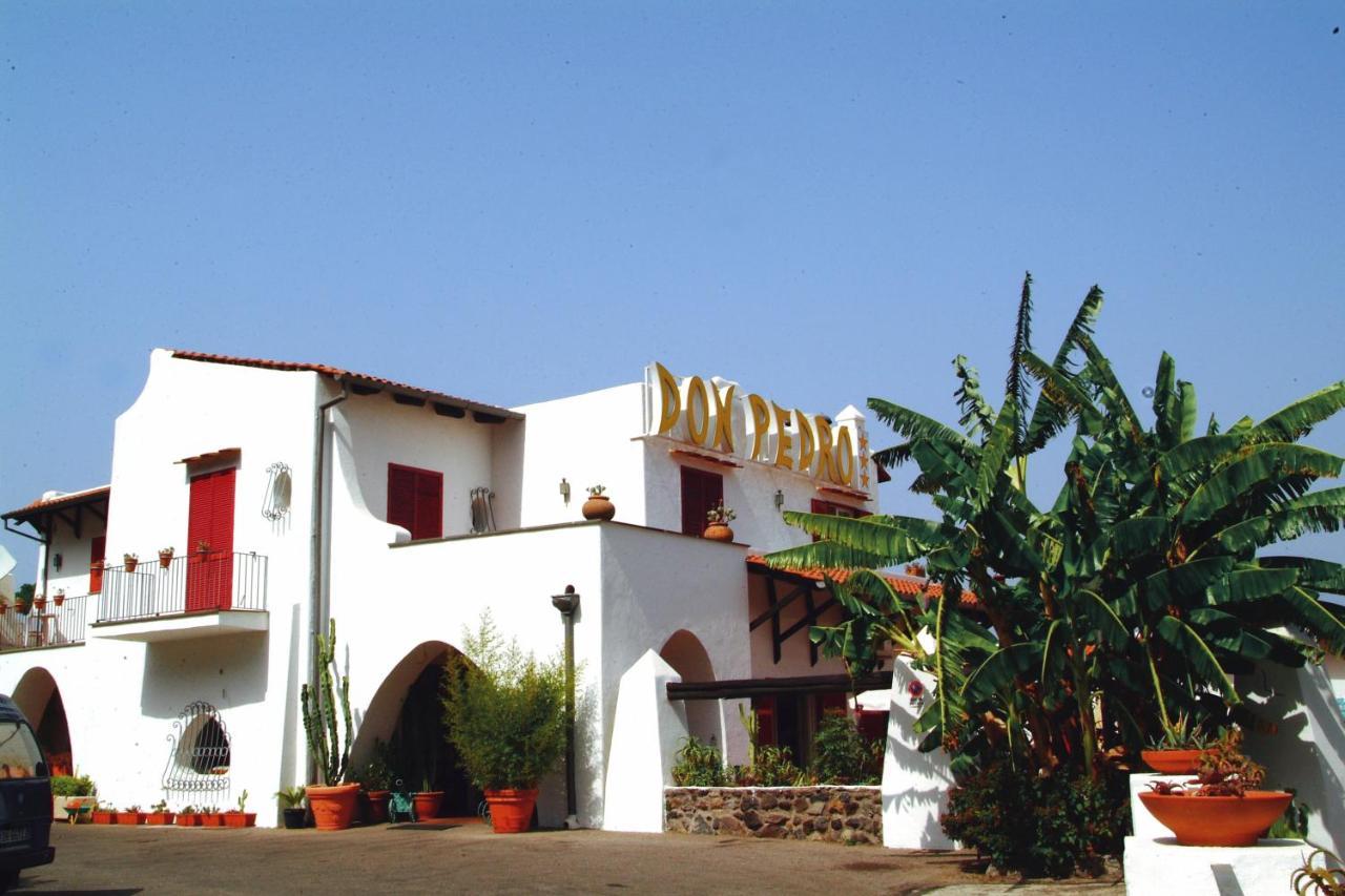 Hotel Don Pedro Ischia Italy Booking Com