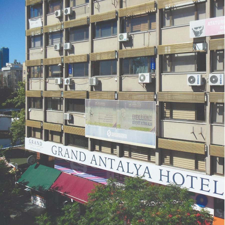 Отель типа «постель и завтрак»  Grand Antalya Hotel
