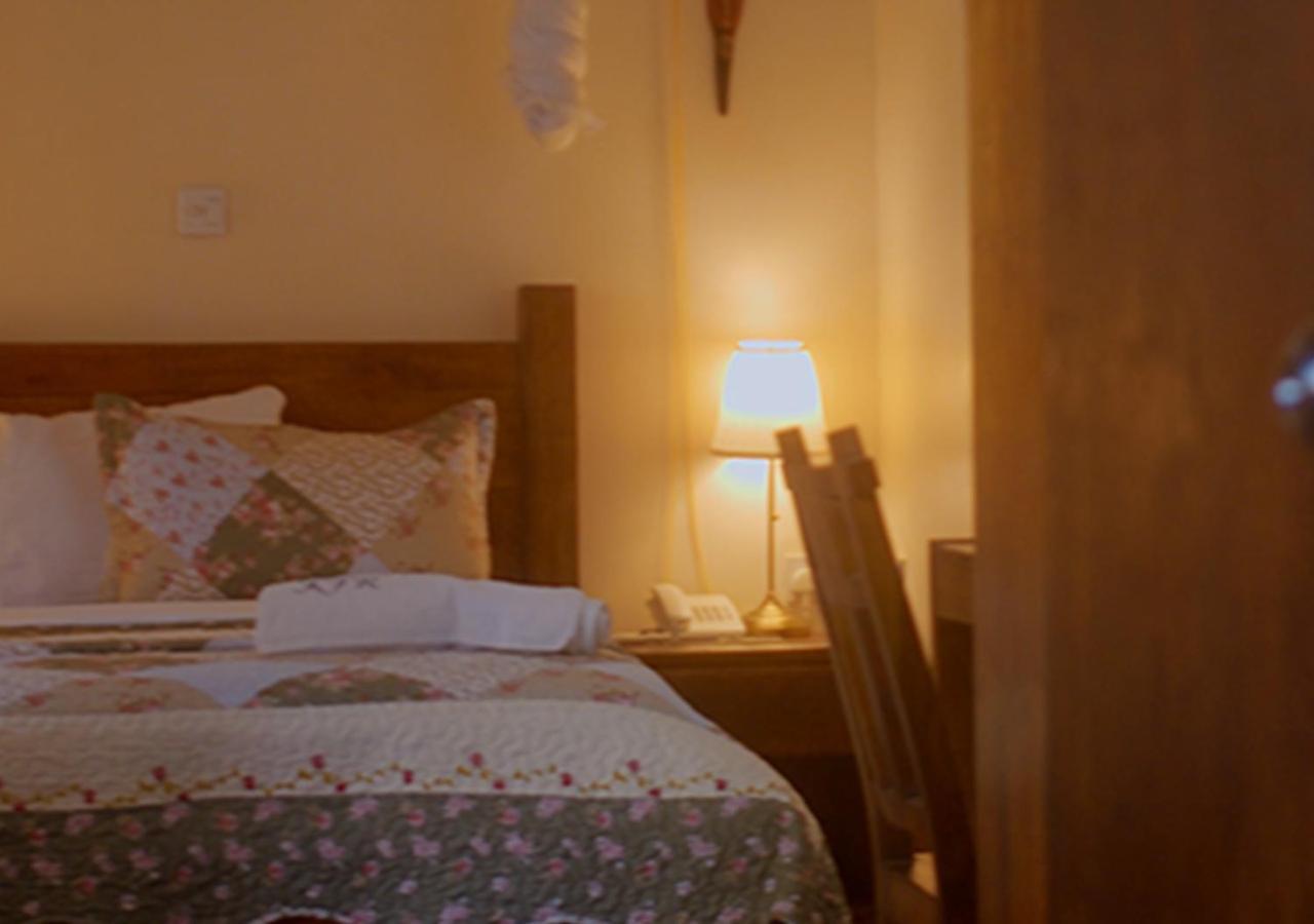 Отель  Kampala Forest Resort