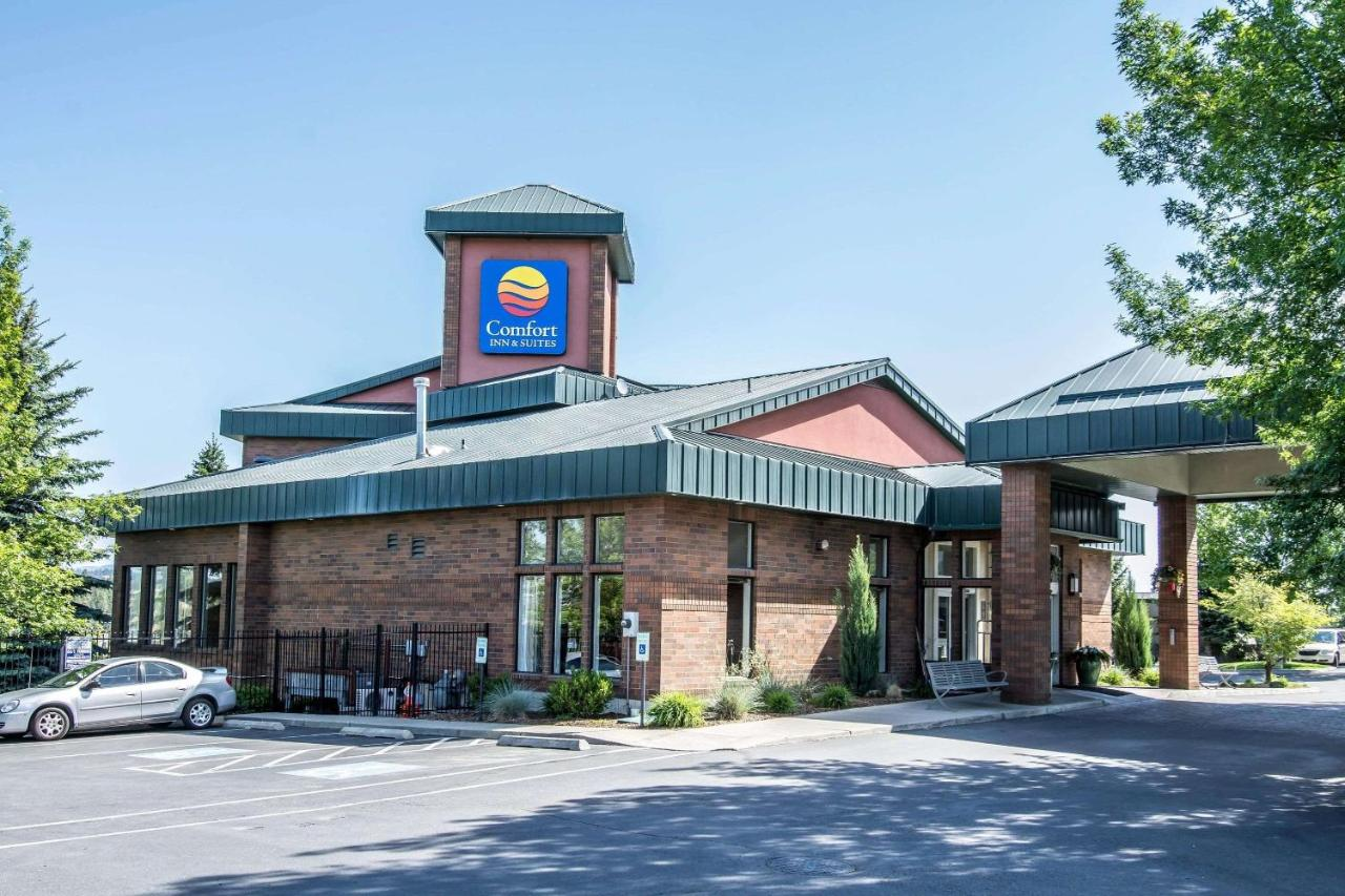 Отель  Отель  Comfort Inn & Suites Spokane Valley