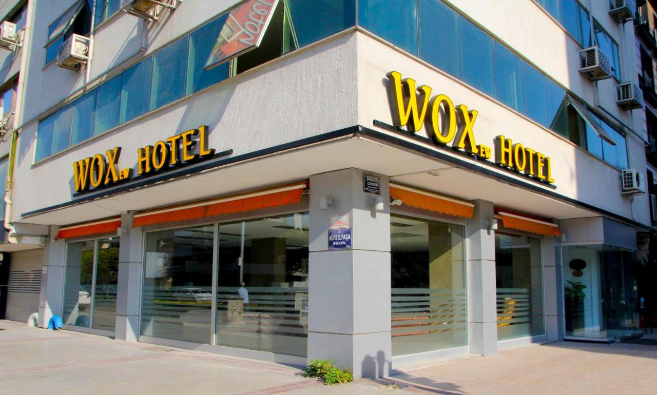 Отель типа «постель и завтрак»  Wox Ew Hotel